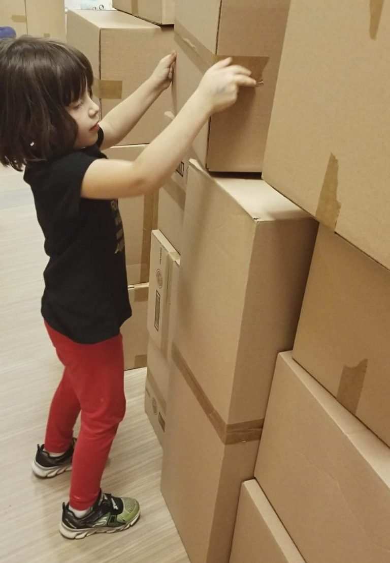 Indoor Activities - Boxes