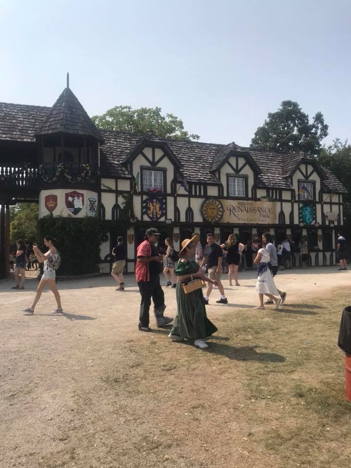 Bristol Renaissance Faire with kids - Ren Faire